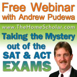 FREE Webinar and Ebook! Taking the Mystery Out of the SAT and ACT!